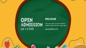 College Letter for Admission