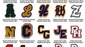 college letter patches 02